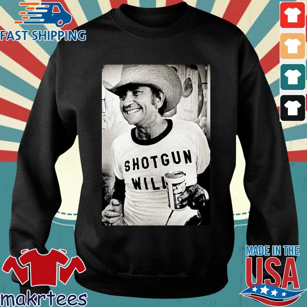 Willie Nelson Shotgun Willie Shirt Sweater den