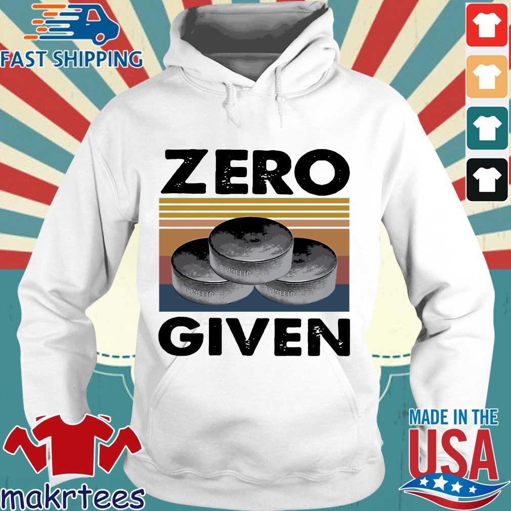 Zero Given Vintage Shirts Hoodie trang