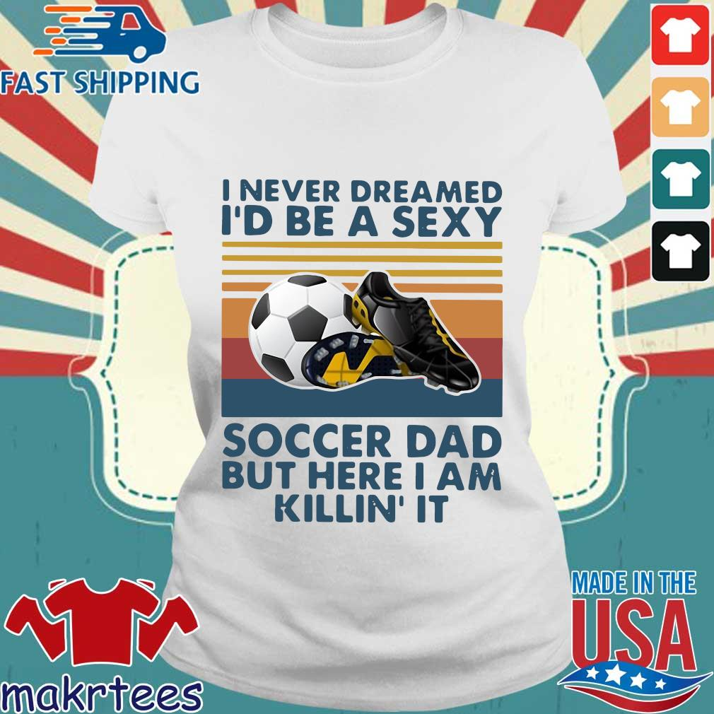 tee I/_m Having A Ball Being 3 Soccer Son Daughter Unisex Sweatshirt