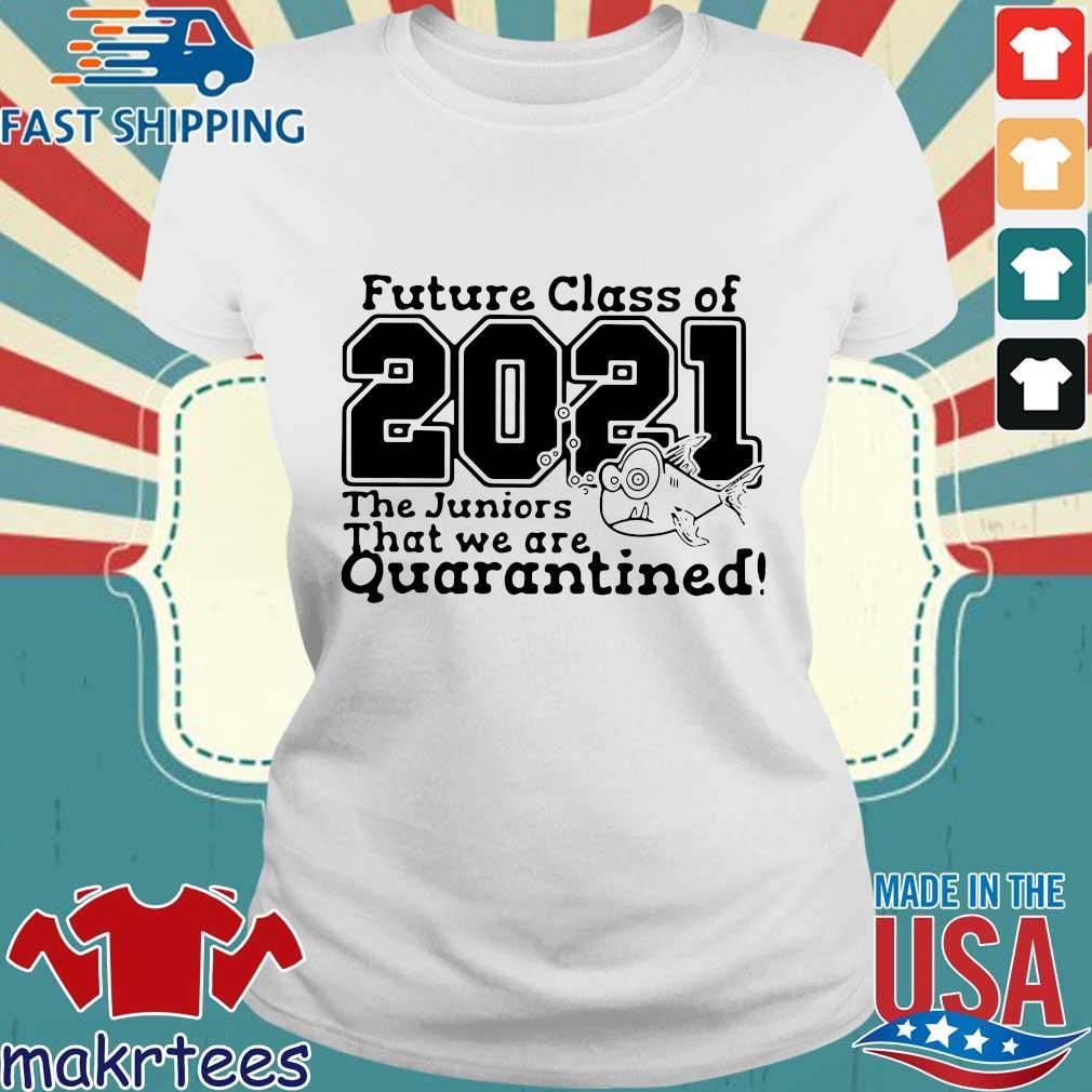 Pre Kindergarten Class Of 2021 Fish Digital Cutting File Prek Quarantine Shirt Ladies trang
