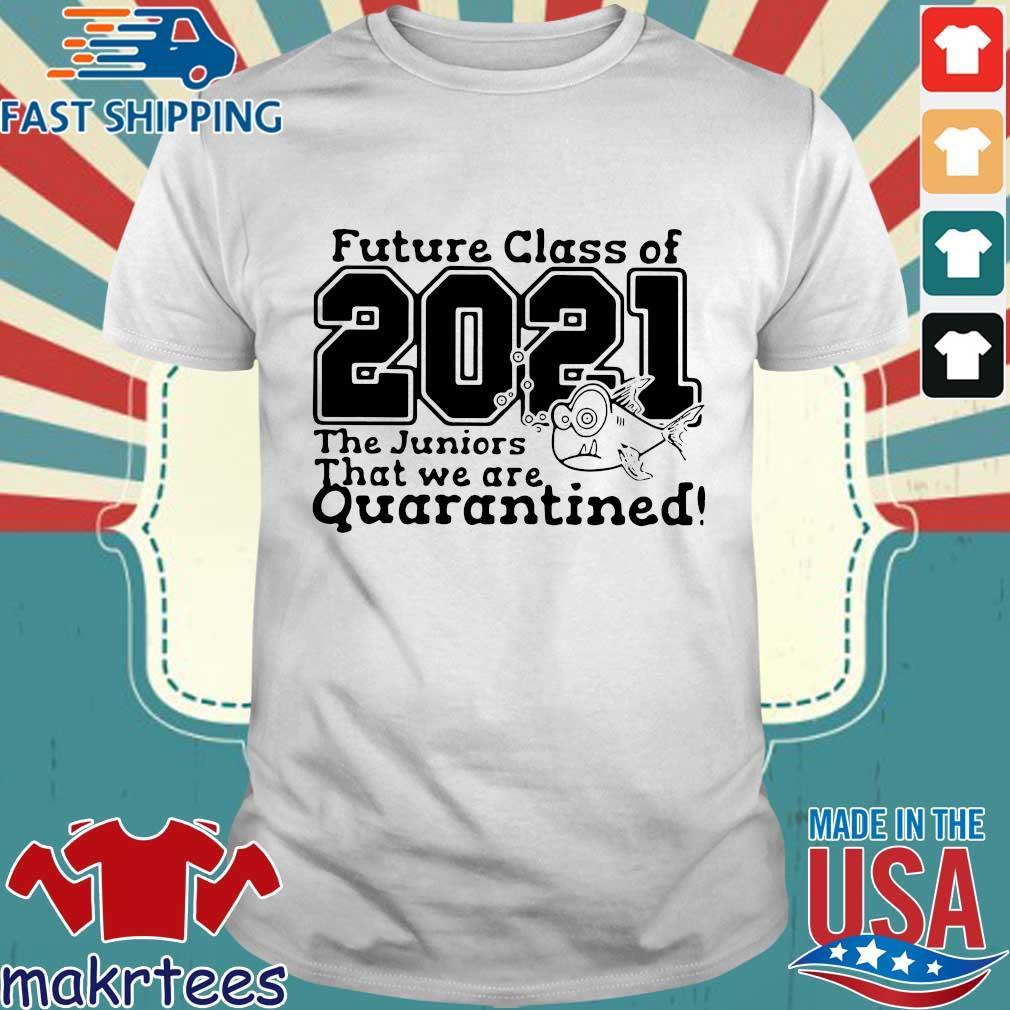 Pre Kindergarten Class Of 2021 Fish Digital Cutting File Prek Quarantine Shirt