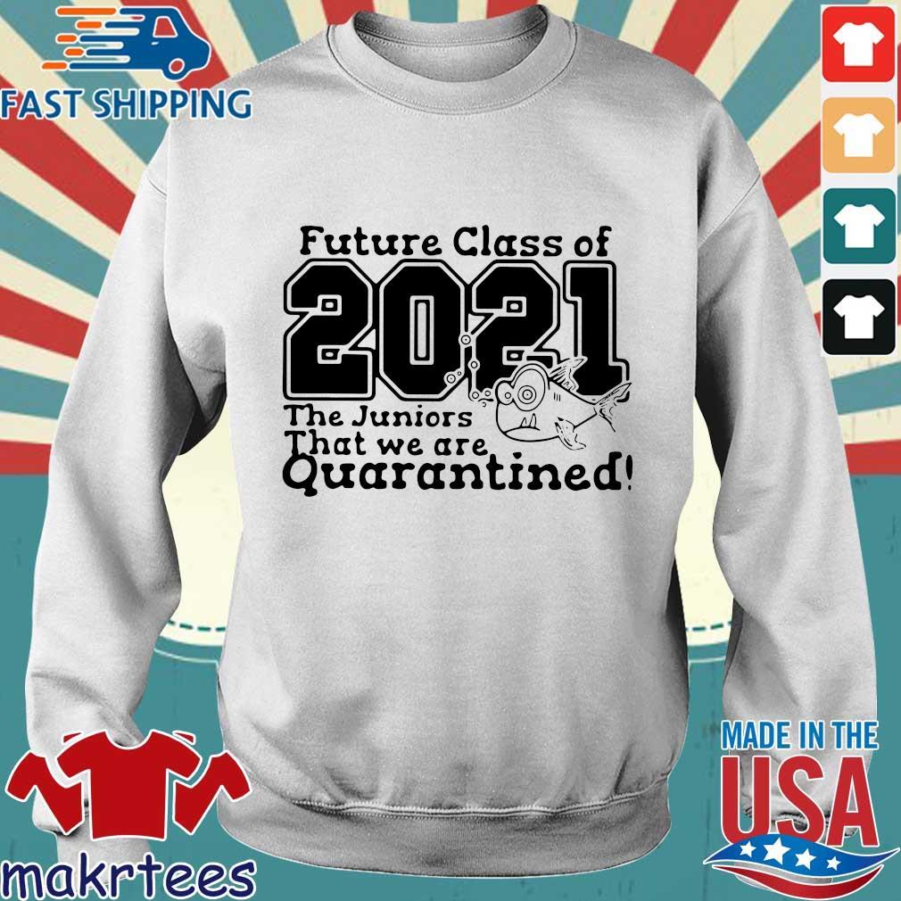 Pre Kindergarten Class Of 2021 Fish Digital Cutting File Prek Quarantine Shirt Sweater trang
