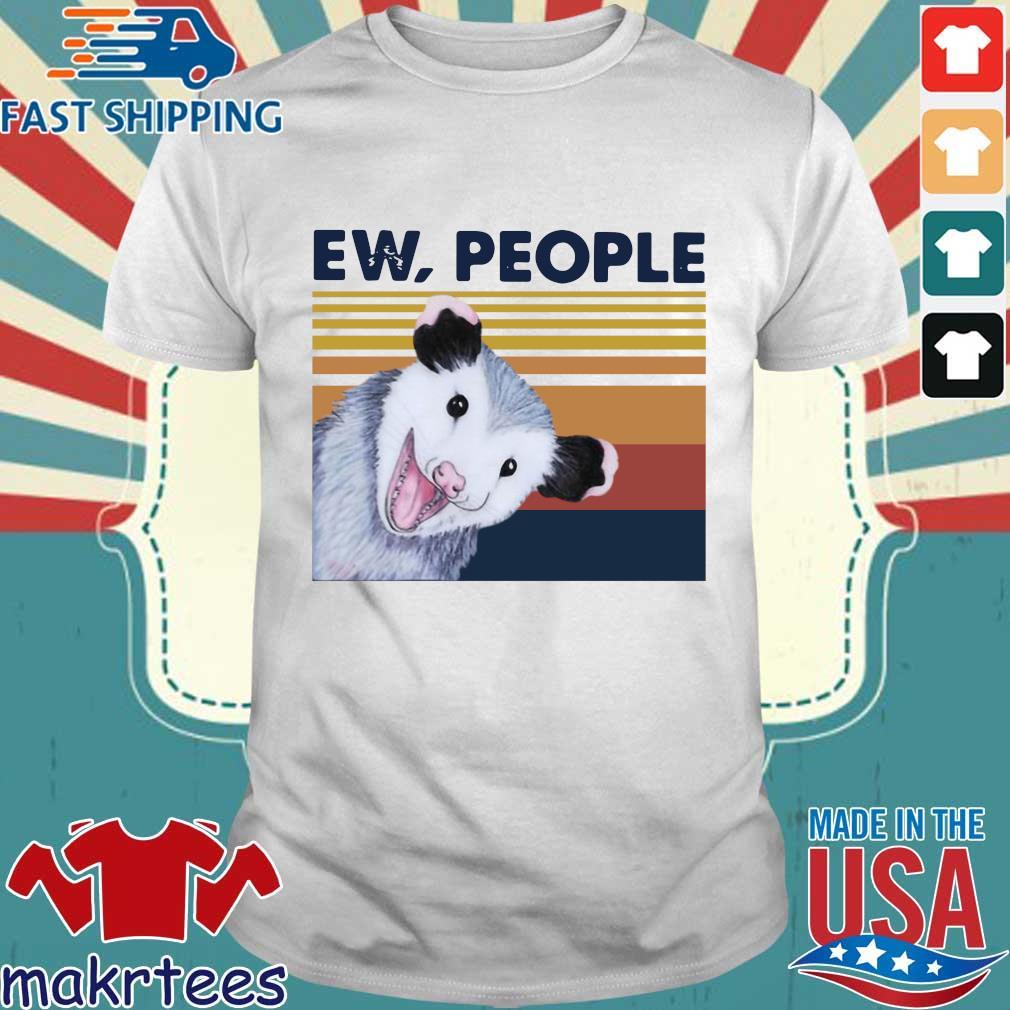 Opossum Ew People Vintage Shirt