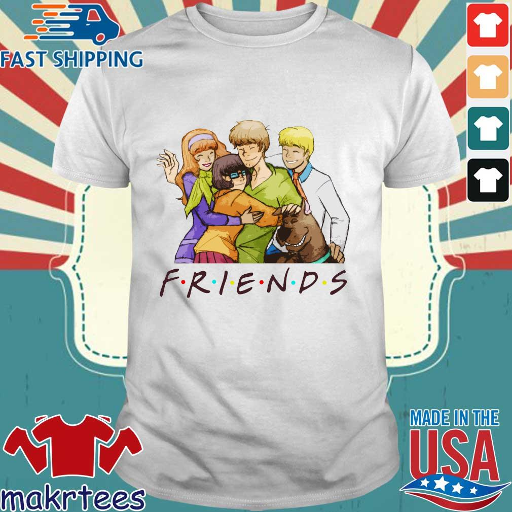 Friends Cast in Black Unisex Toddler T Shirt for Boys and Girls