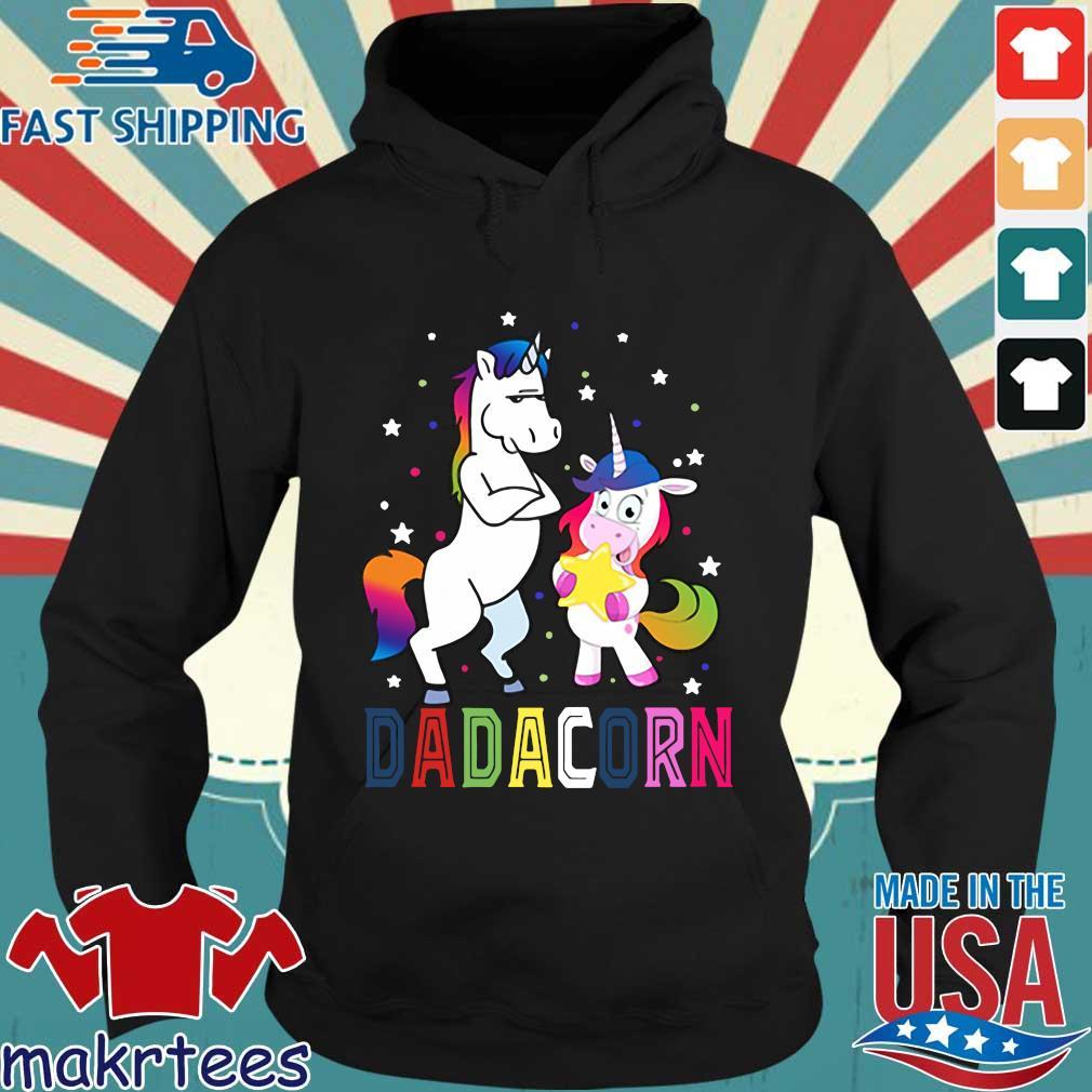 Unicorns Dadacorn 2020 Shirt Hoodie den