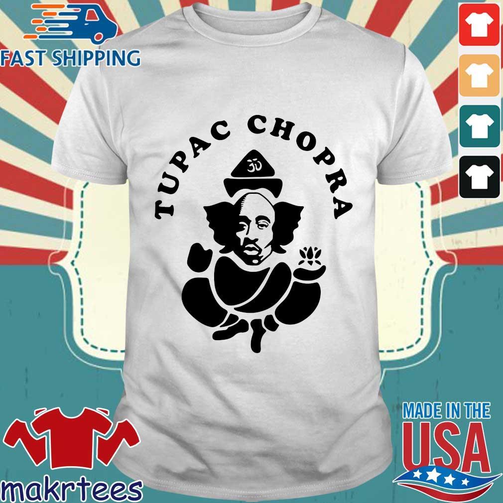 Tupac Chopra Tee Shirt