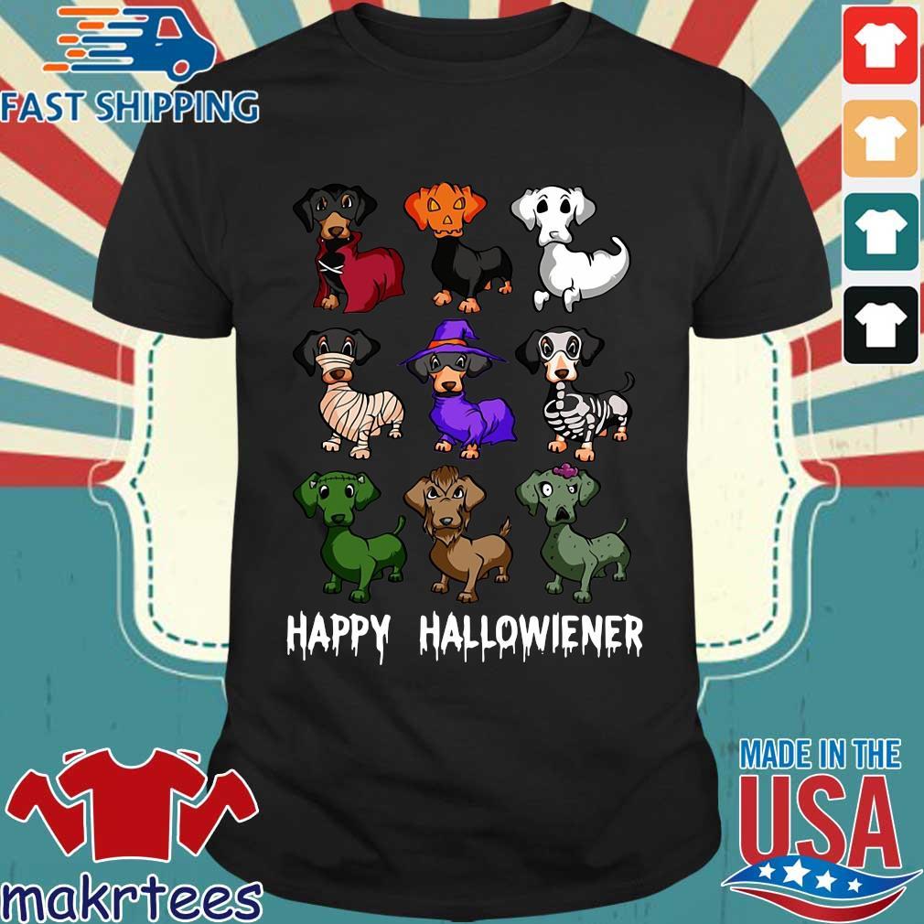 Dachshunds Halloween shirt