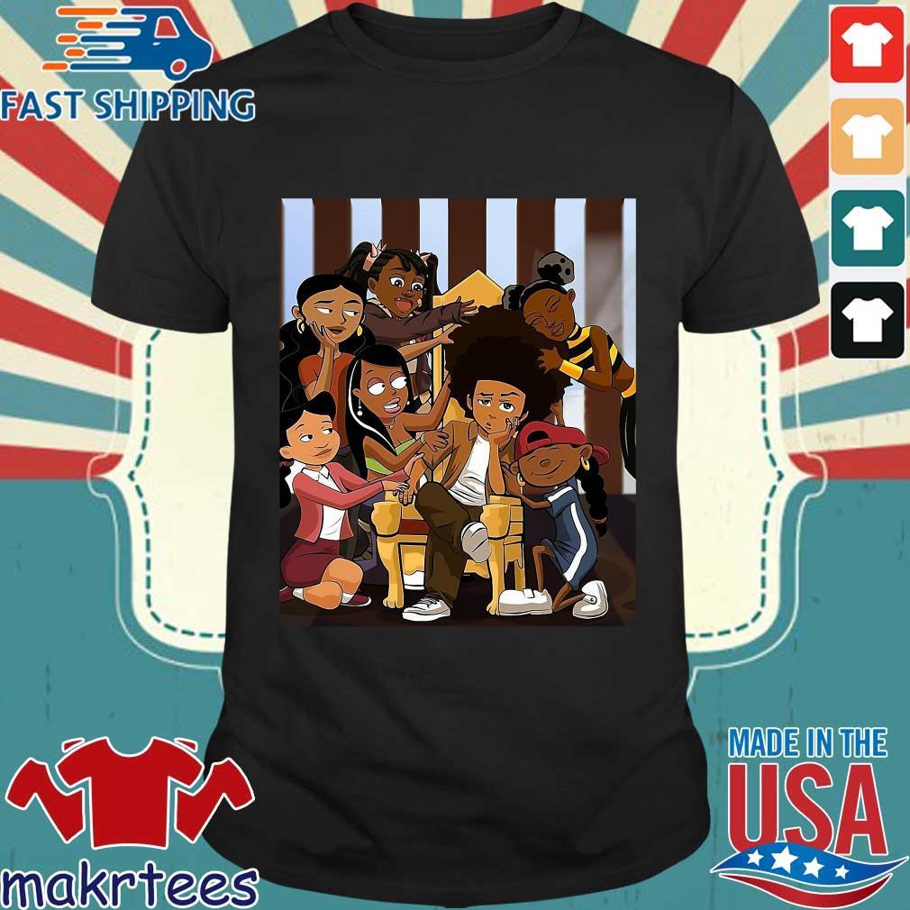 Huey Freeman And Penny Proud shirt