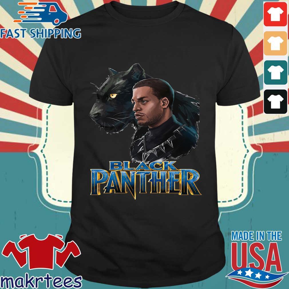 Marvel Black Panther Chadwick Boseman shirt