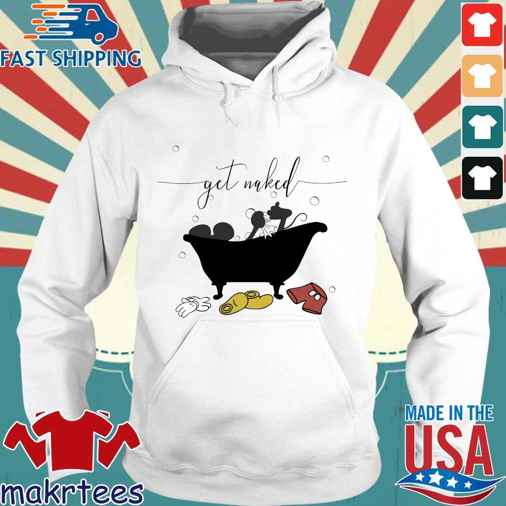 Mickey mouse get naked s Hoodie trang