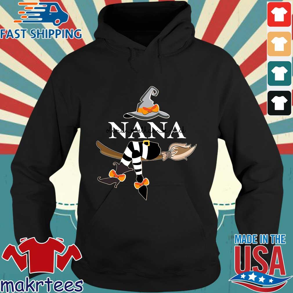 Nana olivia ethan jack witch s Hoodie den