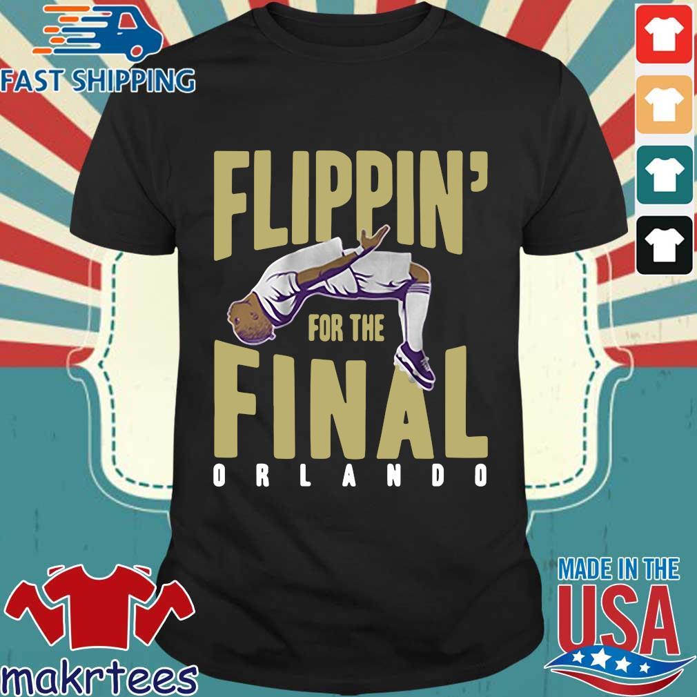 Nani flippin' for the final Orlando shirt