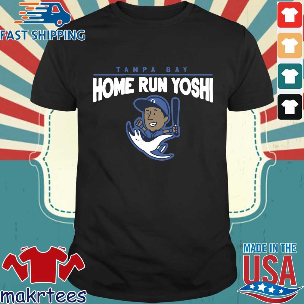 Tampa bay home run Yoshi tee shirt