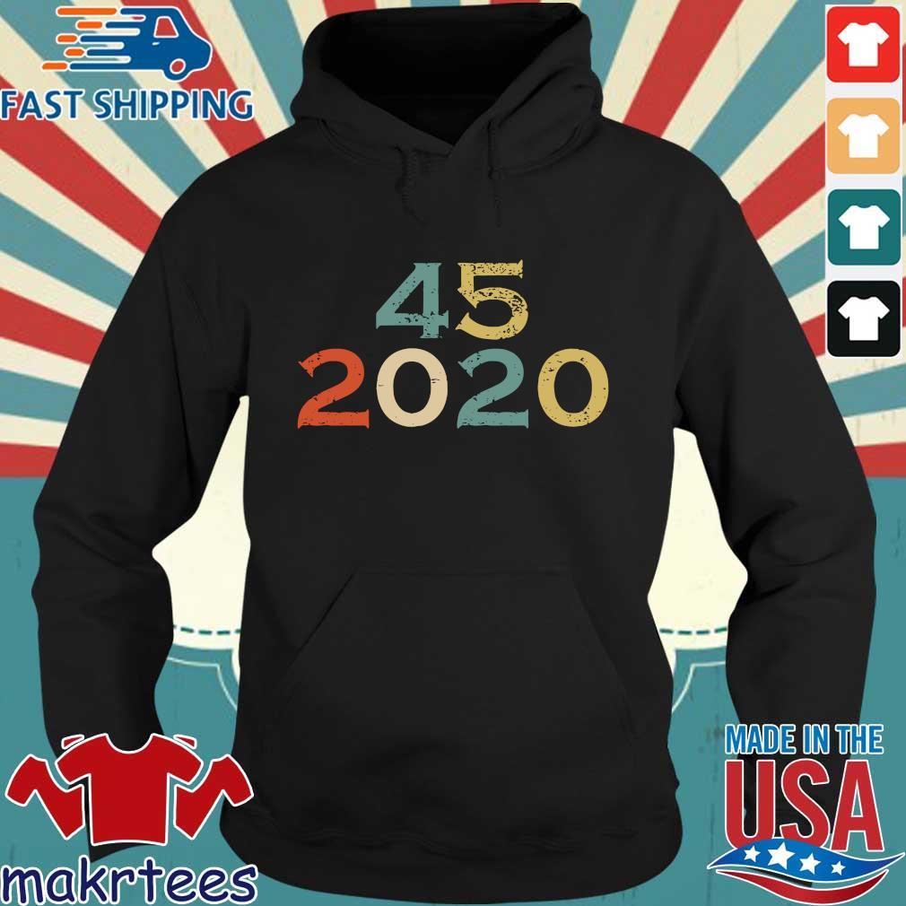 45 2020 vintage s Hoodie den