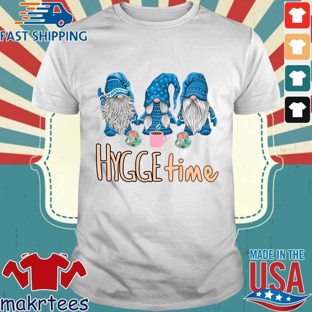 Christmas Gnomes Hygge coffee shirt