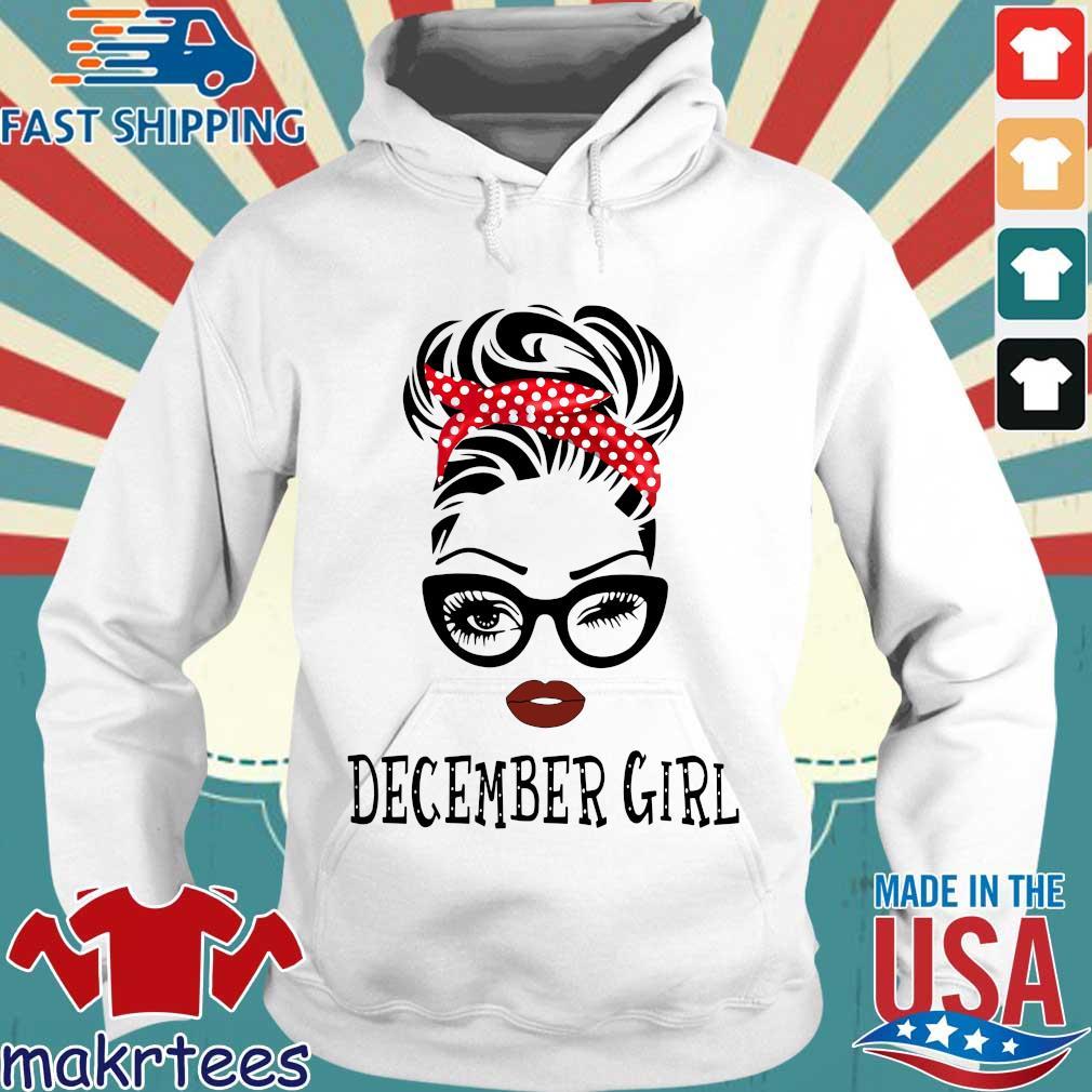 December girl s Hoodie trang