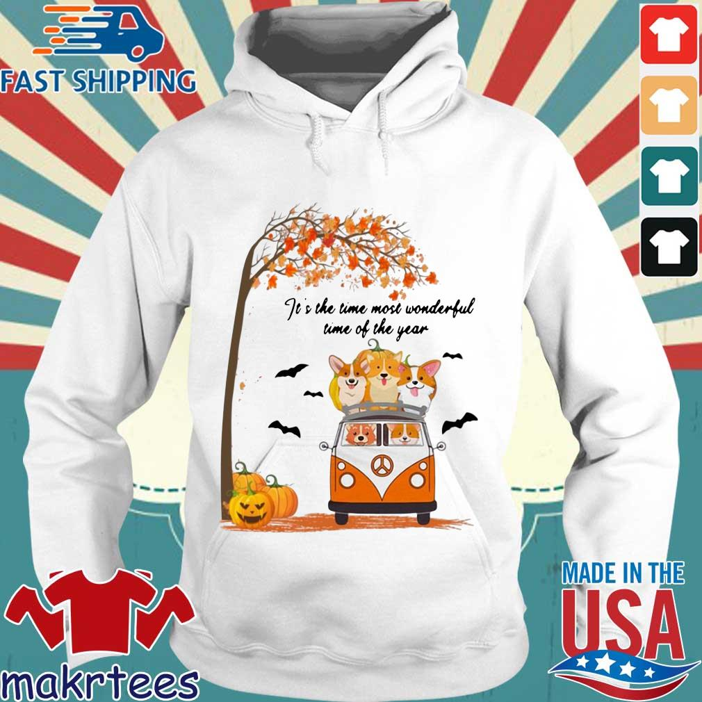 Hippie Chihuahua it's the most wonderful time of the year Halloween s Hoodie trang