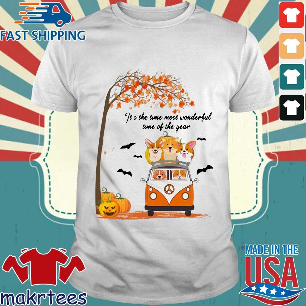 Hippie Chihuahua it's the most wonderful time of the year Halloween shirt