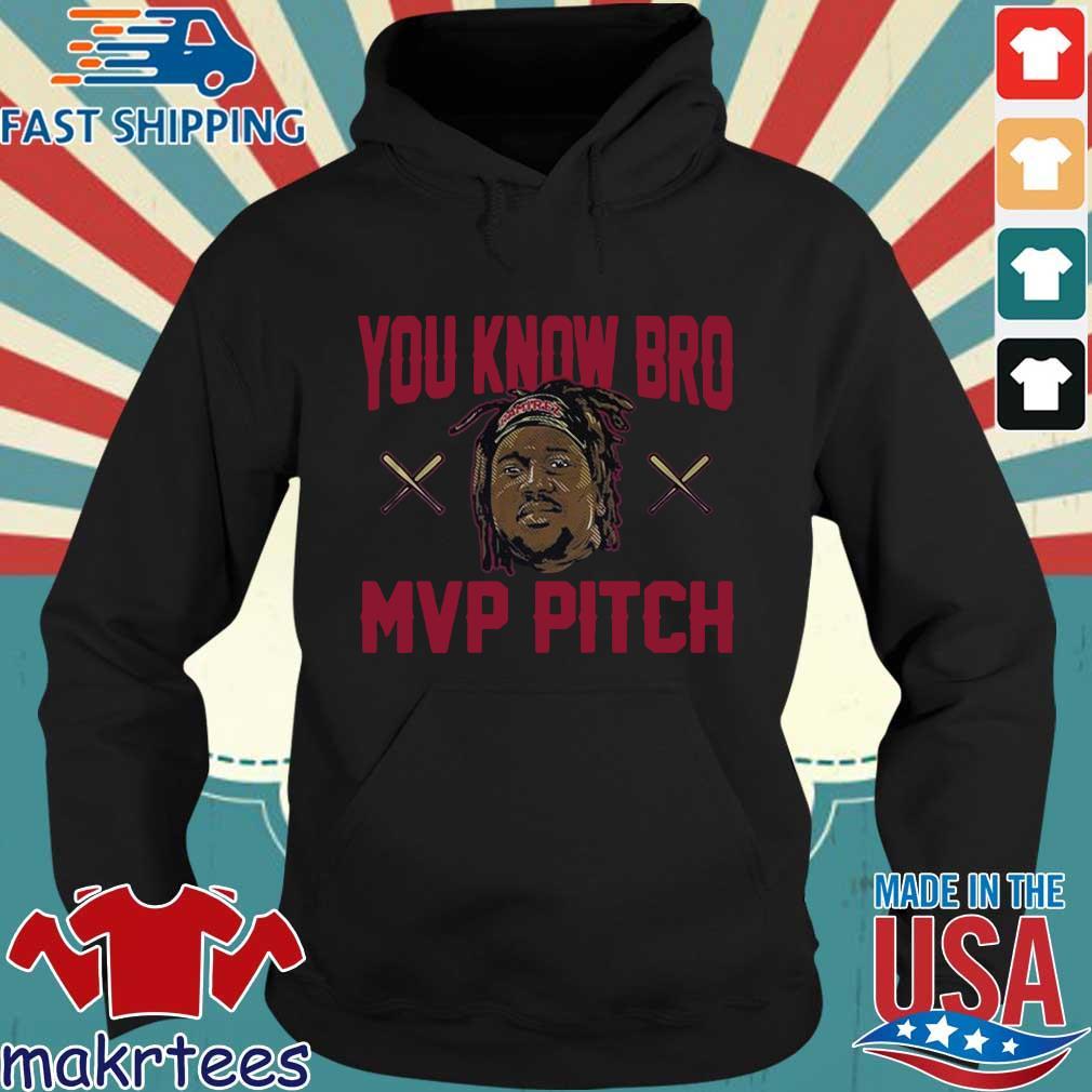 Jose Ramirez you know bro MVP pitch s Hoodie den