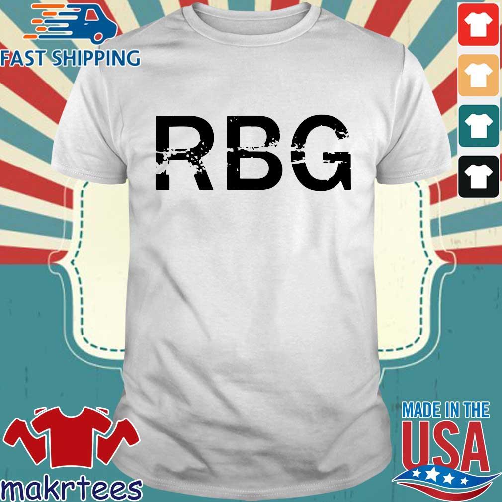 RBG Ruth Bader Ginsburg shirt