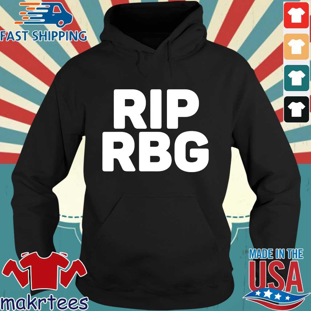 Rip RBG Ruth Bader Ginsburg s Hoodie den
