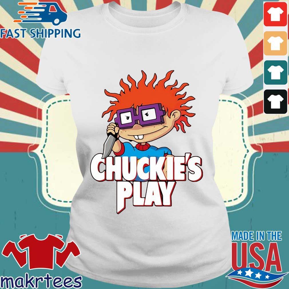 Rugrats Chuckie's play Halloween s Ladies trang