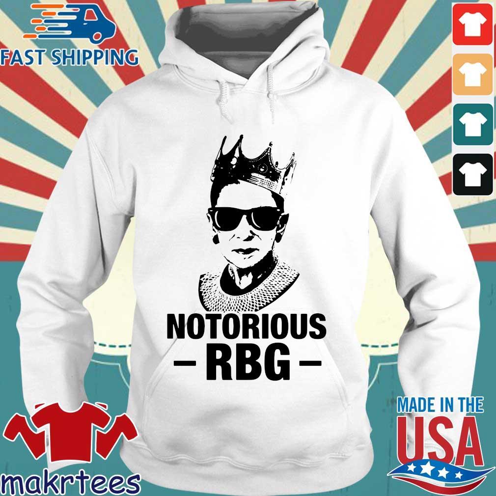 Ruth Bader Ginsburg notorious RBG tee s Hoodie trang