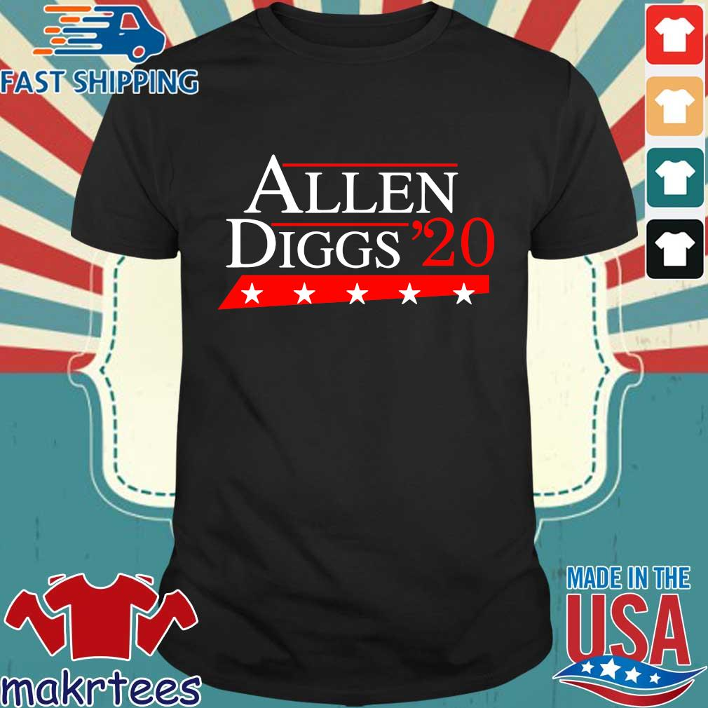 Allen Diggs 2020 shirt