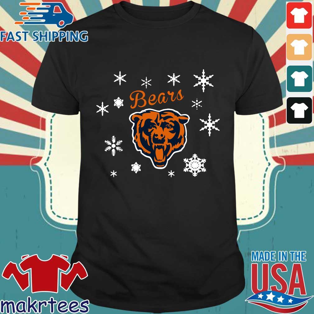 Chicago Bears Logo Christmas Sweater Makrtees