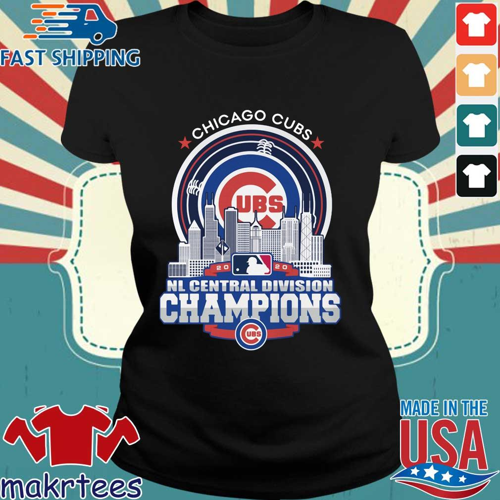 Chicago Cubs 2020 NL central division champions s Ladies den
