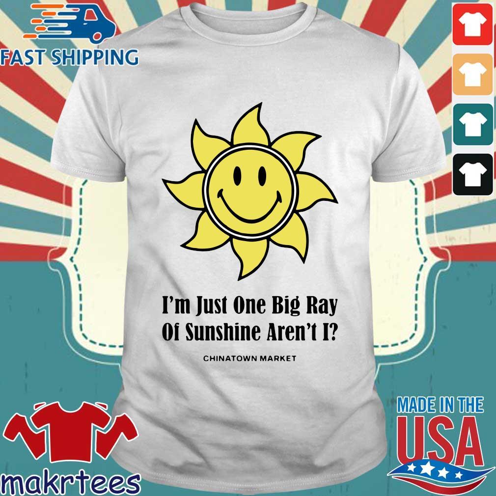 Chinatown market smiley ray of sunshine shirt