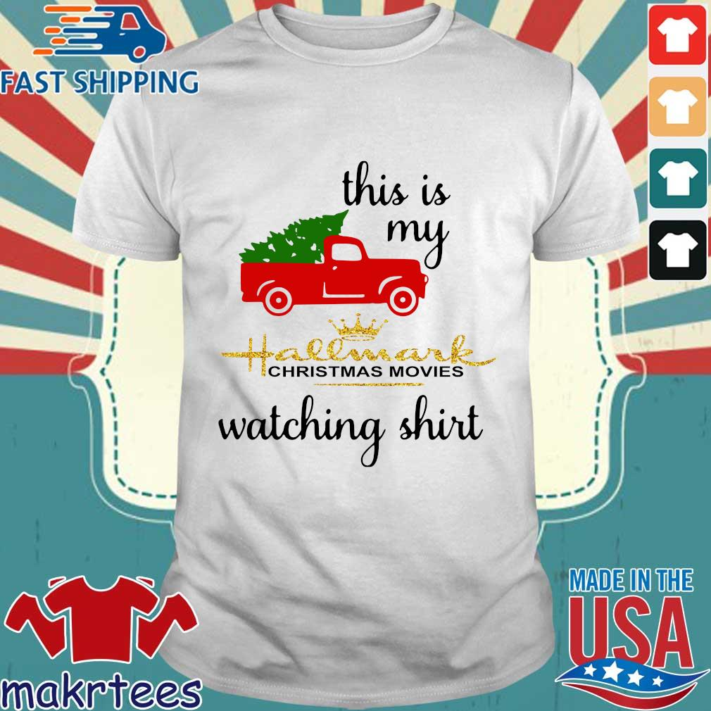 This is my Hallmark Christmas movies watching shirt sweater