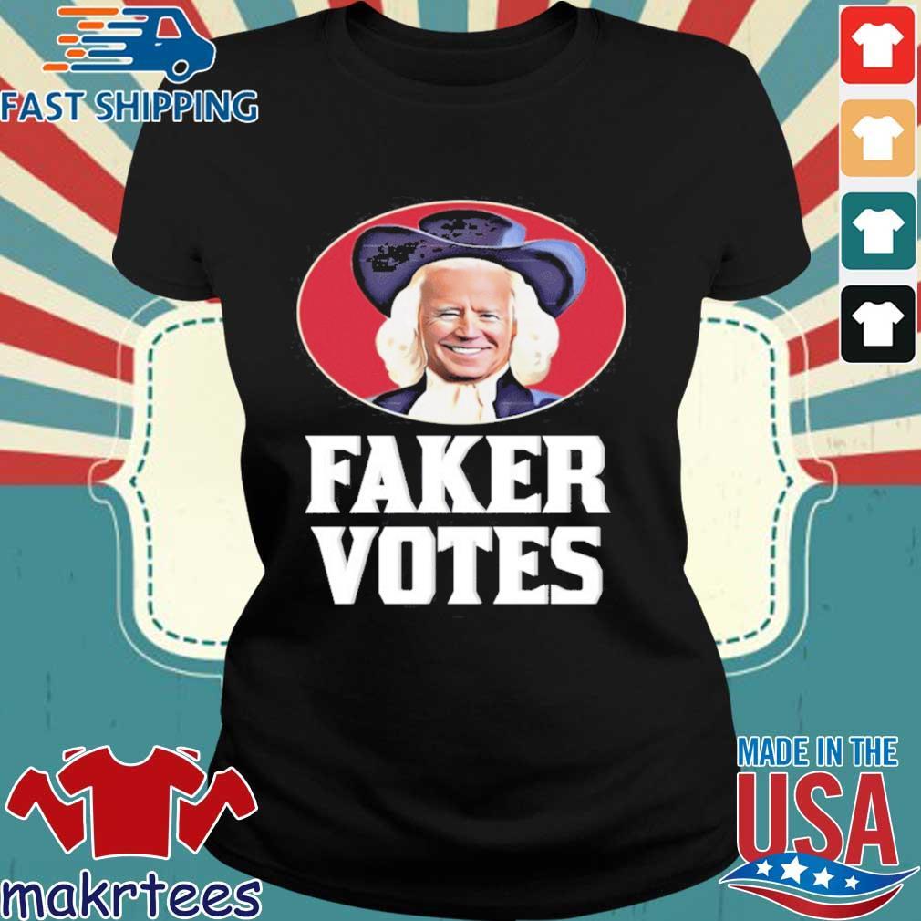 Joe Biden Faker Votes s Ladies den