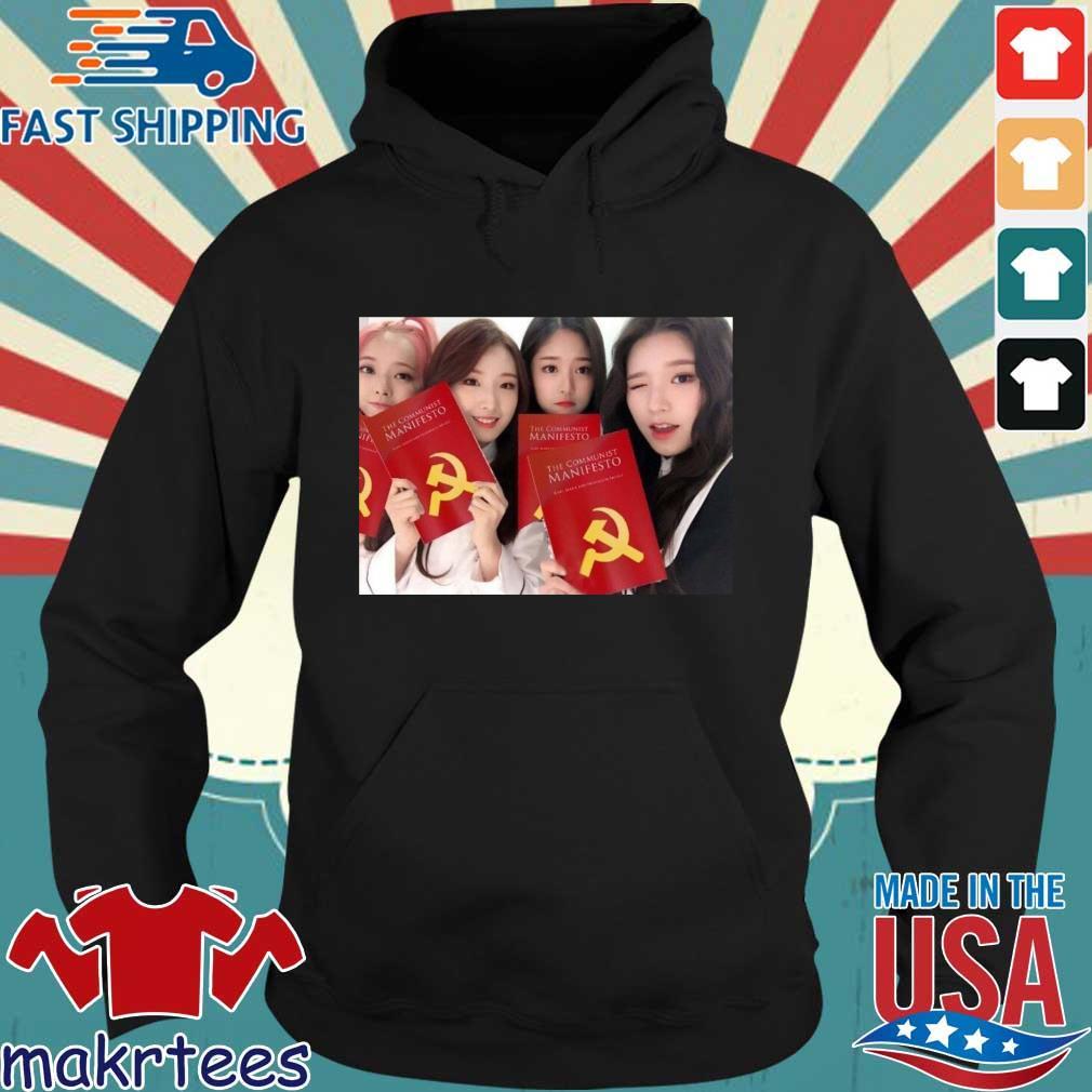Loona The Communist Manifesto Shirt Hoodie den
