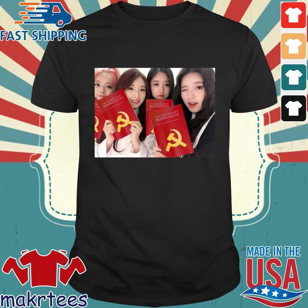 Loona The Communist Manifesto Shirt Shirt den