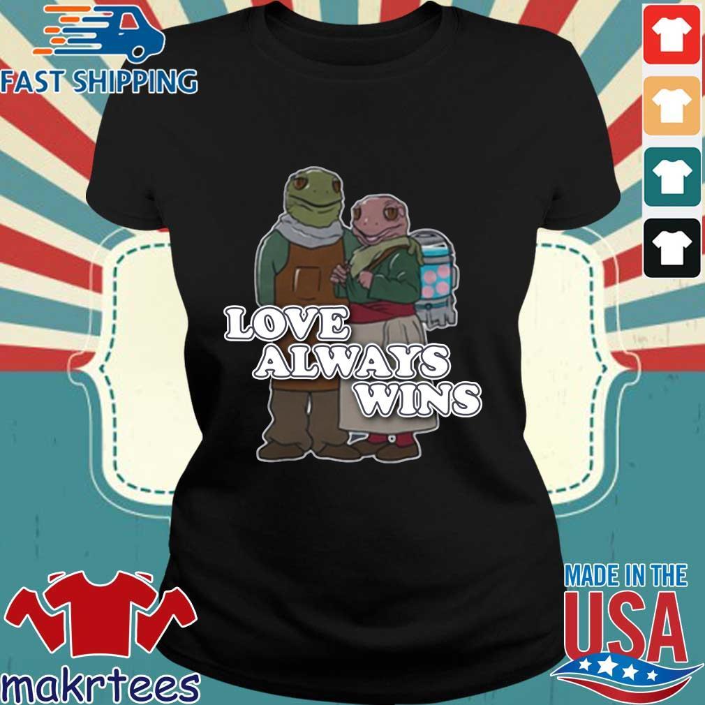 Love always wins s Ladies den