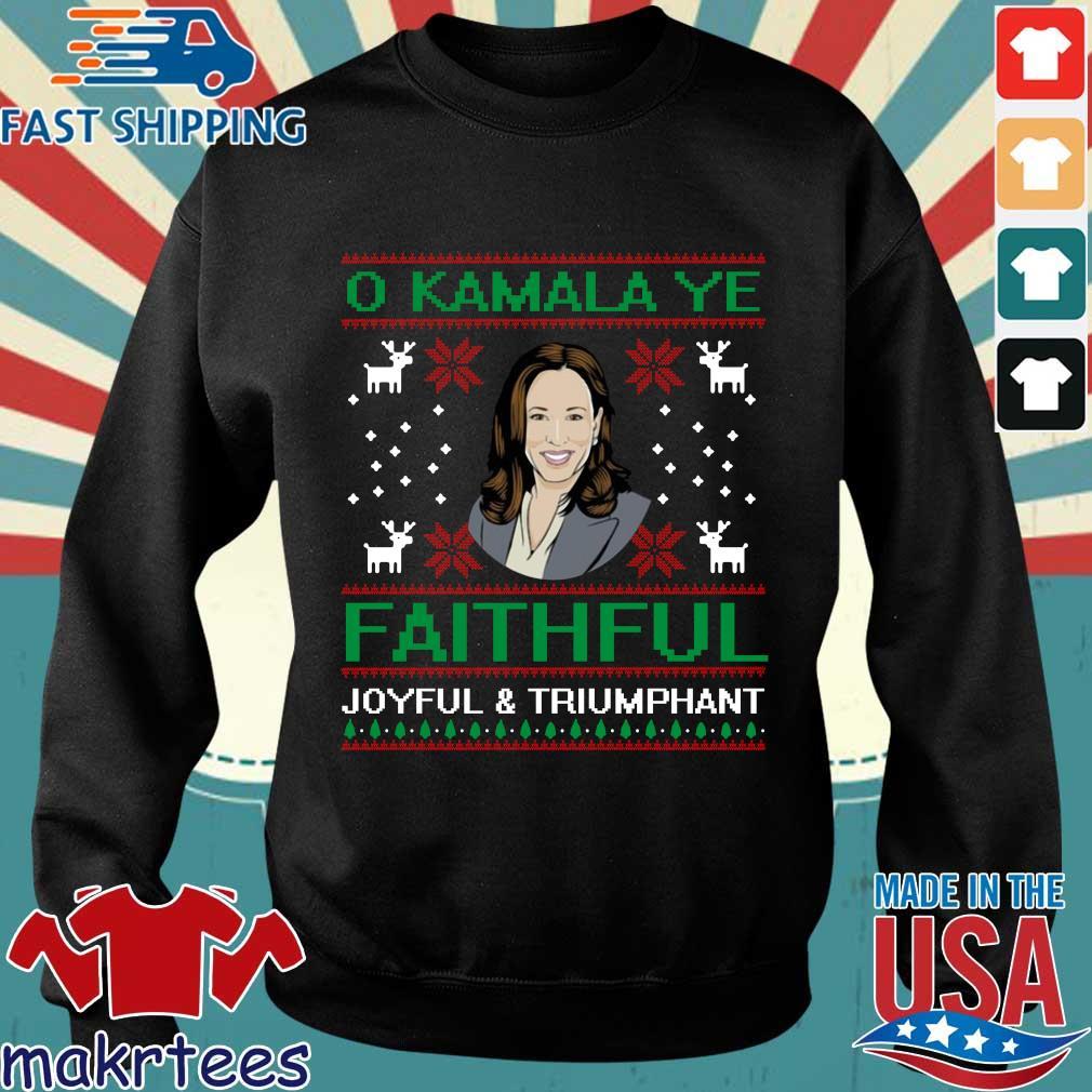 O Kamala Ye Faithful Ugly Christmas Sweater