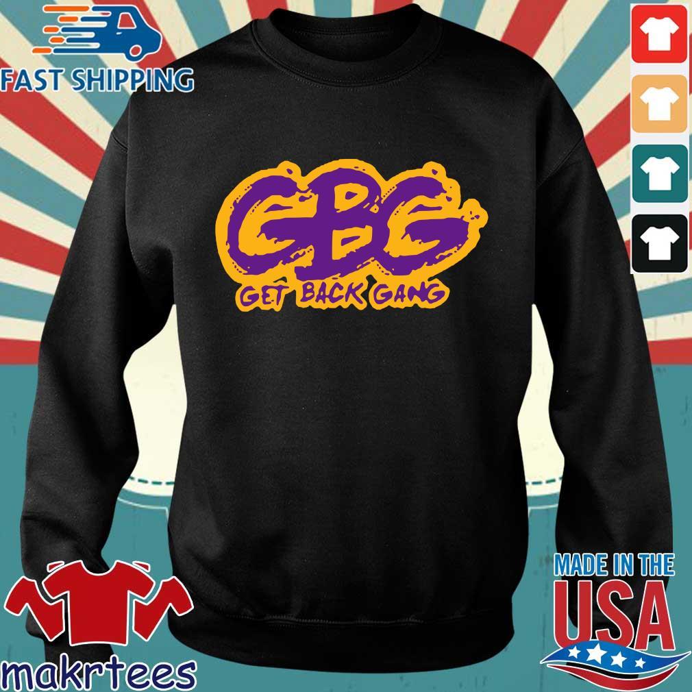 King Von Merch GBG get back gang shirt