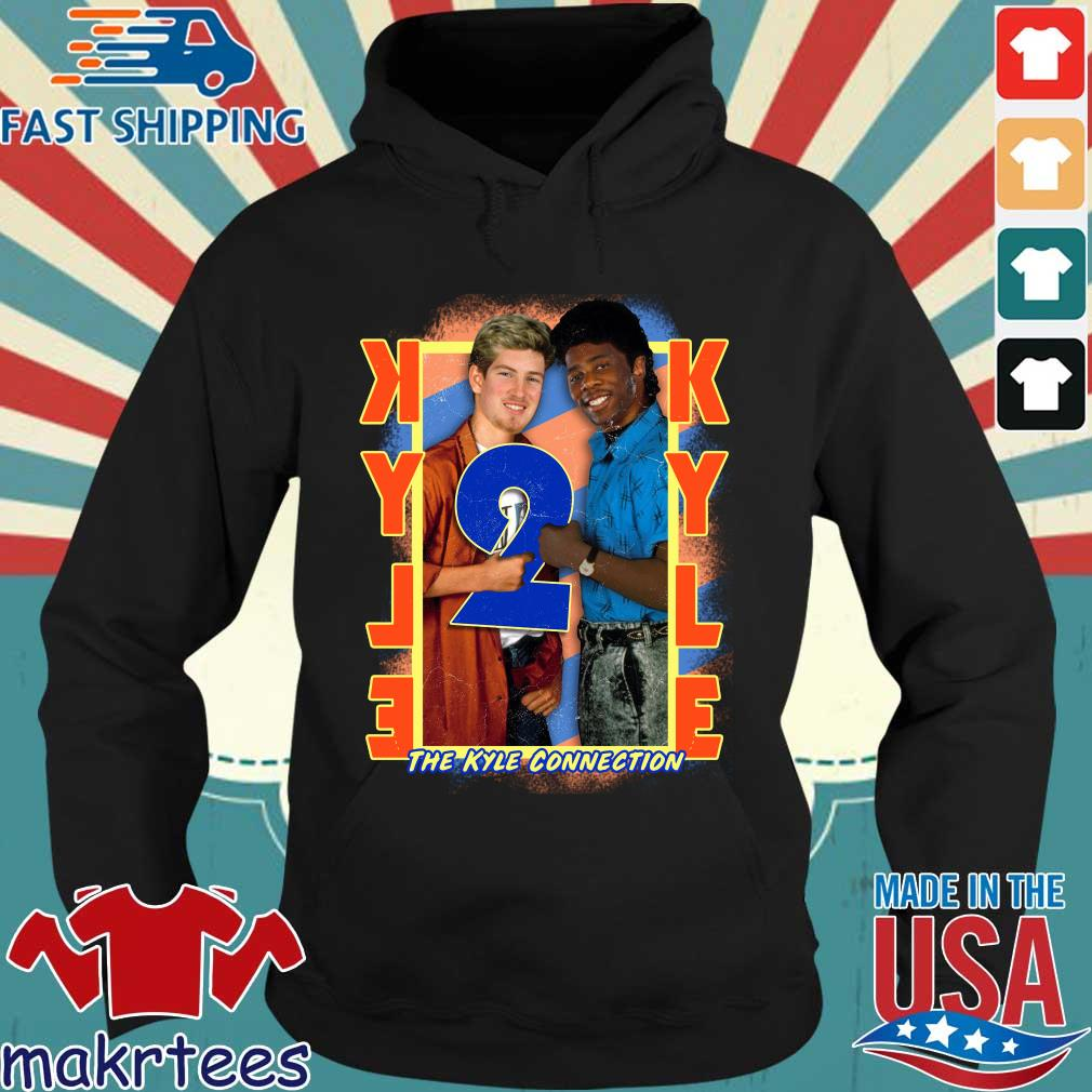 Kyle 2 the kyle connection s Hoodie den