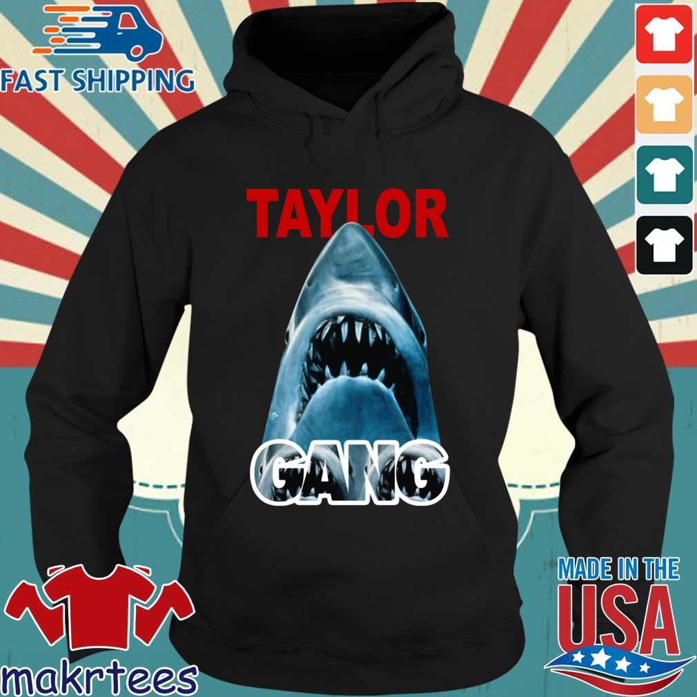 Taylor gang shark s Hoodie den