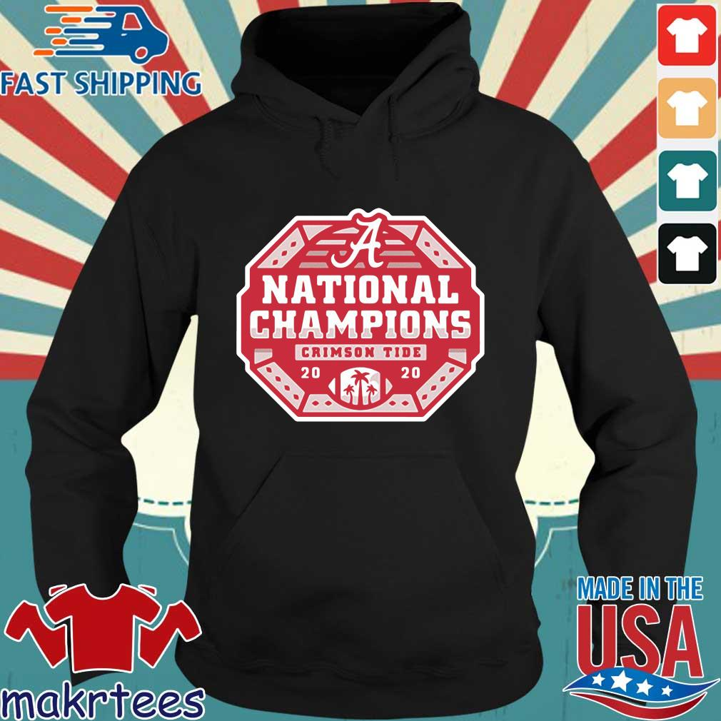 Alabama Crimson Tide national Champions 2020 s Hoodie den