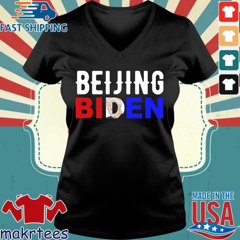 Beijing Joe Biden s Ladies V-neck den