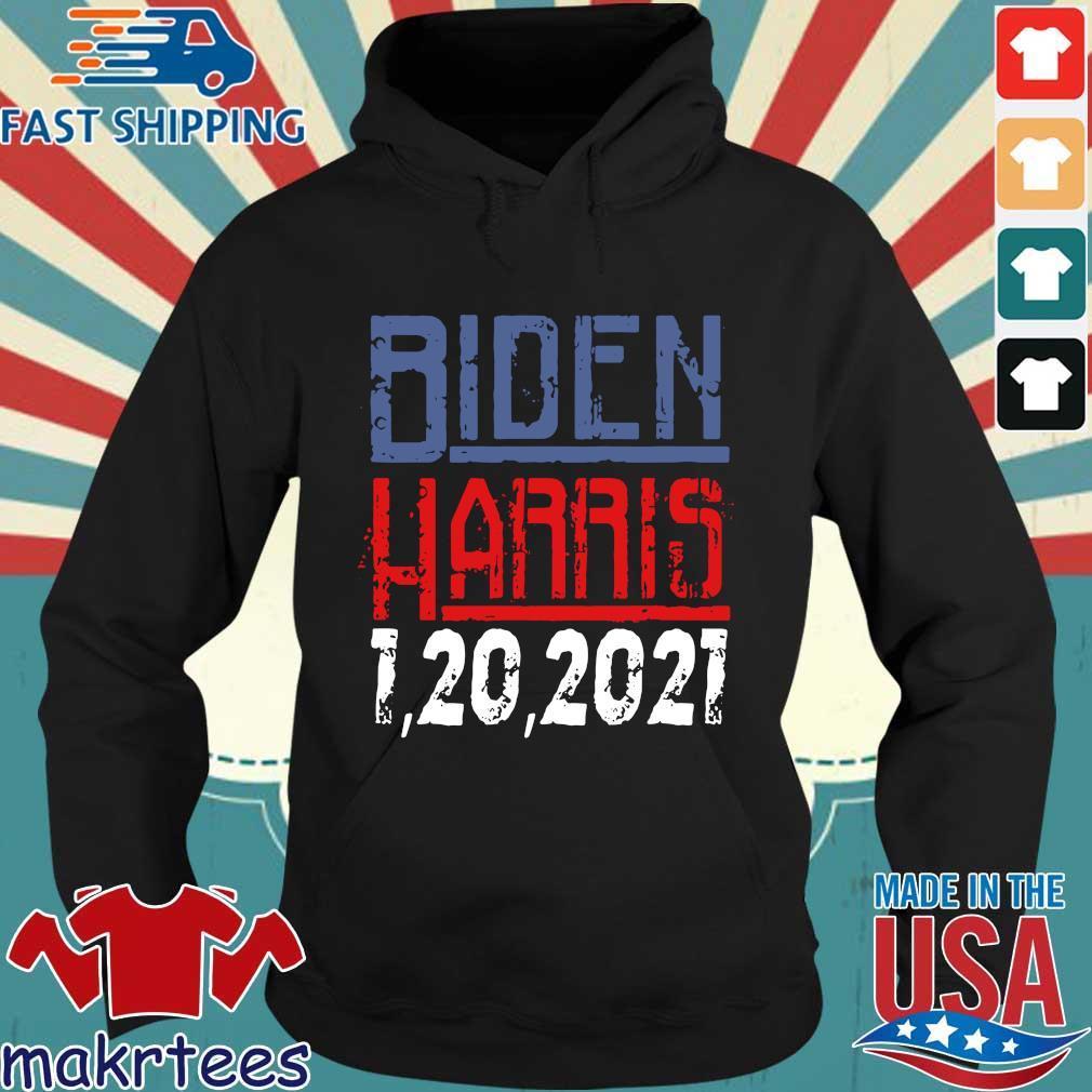 Biden Harris 1 20 2021 s Hoodie den