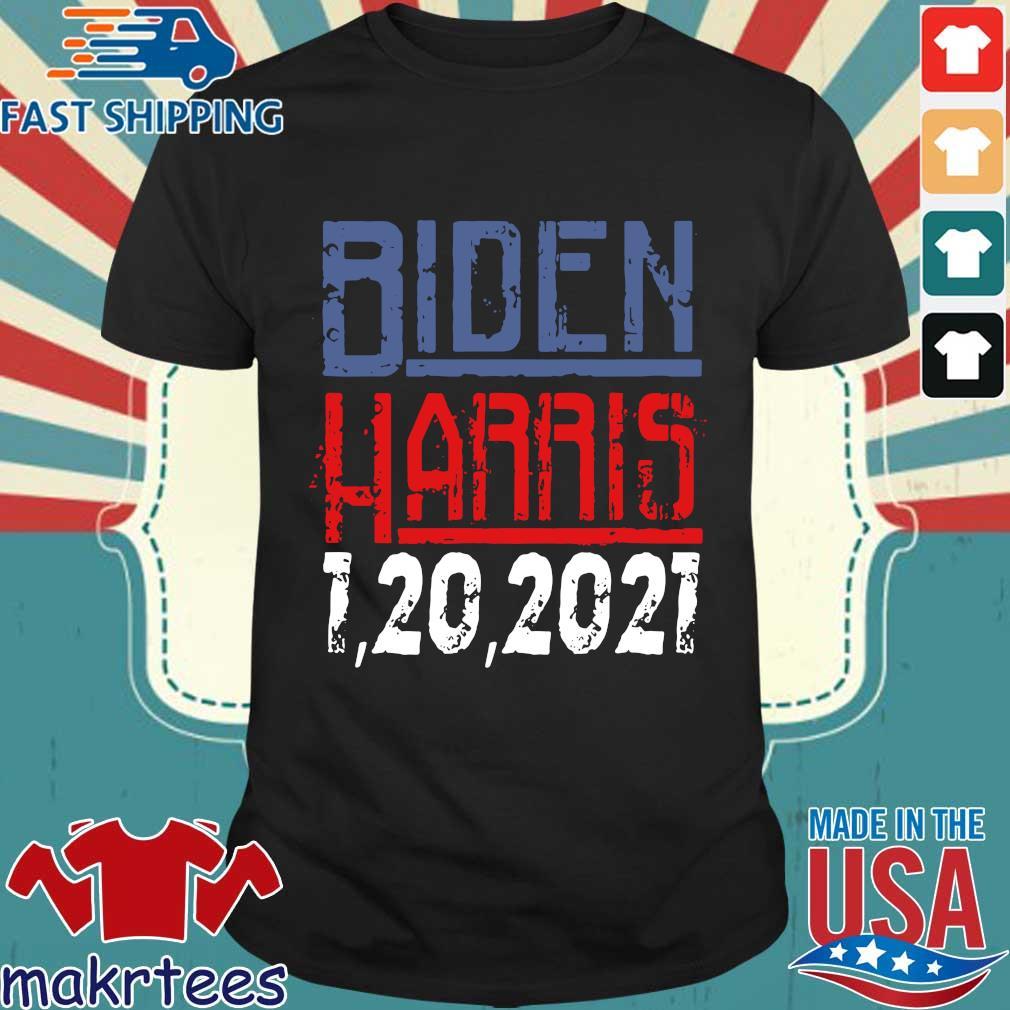 Biden Harris 1 20 2021 s Shirt den