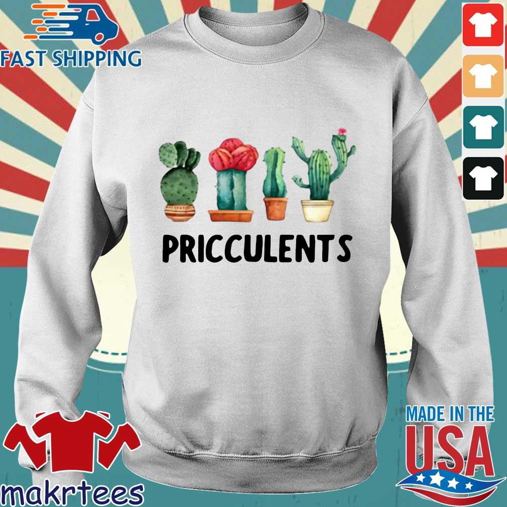 Cactus succulents shirt