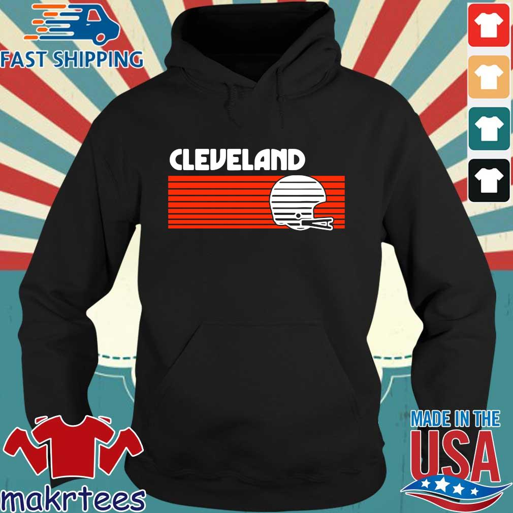 Cleveland Browns Vintage Retro Shirt Hoodie den