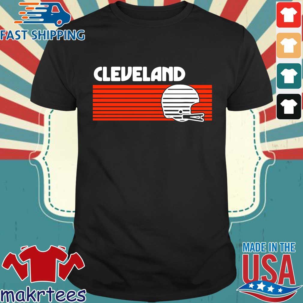 Cleveland Browns Vintage Retro Shirt Shirt den