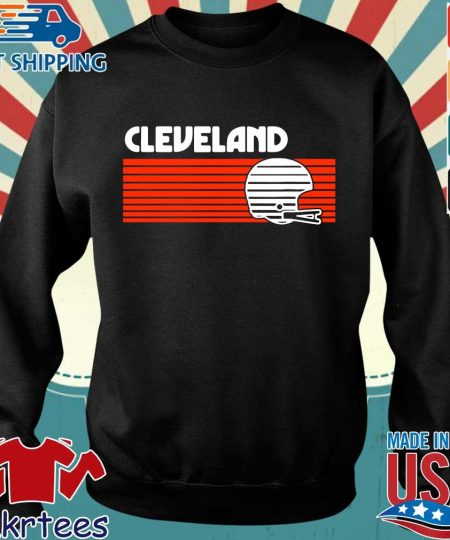 Cleveland Browns Vintage Retro Shirt
