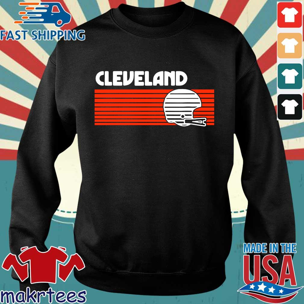 Cleveland Browns Vintage Retro Shirt
