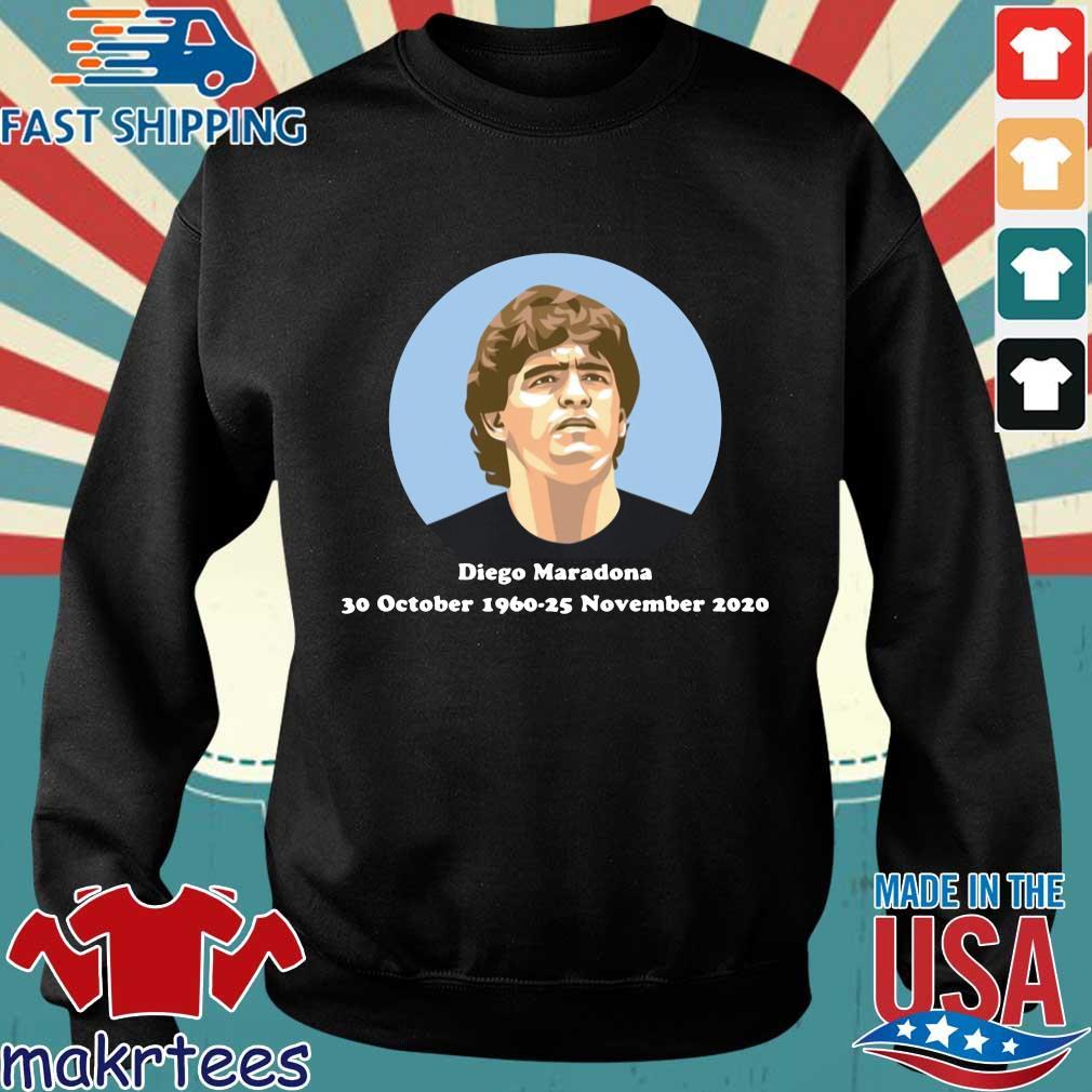 Diego Maradona 30 october 1960-25 november 2020 shirt